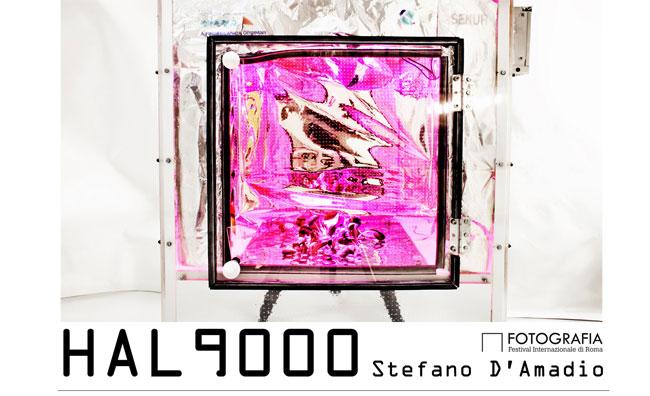 HAL 9000: fotografia dallo spazio