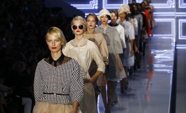 Parigi Fashion Week, si comincia