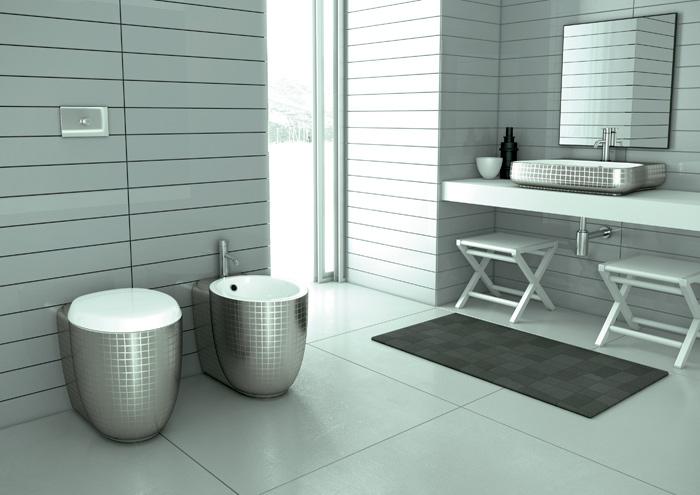 Mosaiko di Stile - sala da bagno