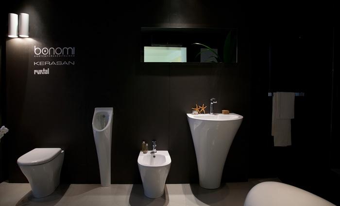 Un bagno di design stile