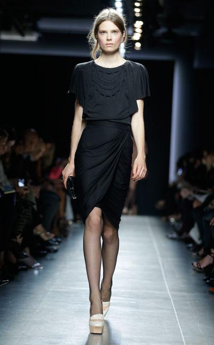 Bottega Veneta - abito nero