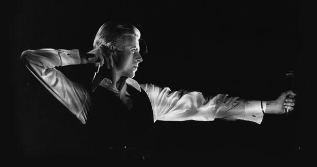 Ritratto David Bowie