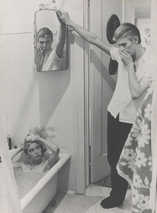 Foto David Bowie