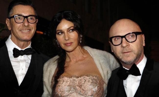 Dolce&Gabbana designer dell'anno