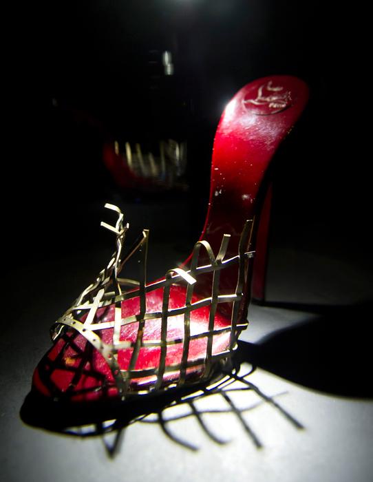 Scarpa suola rossa Christian Louboutin
