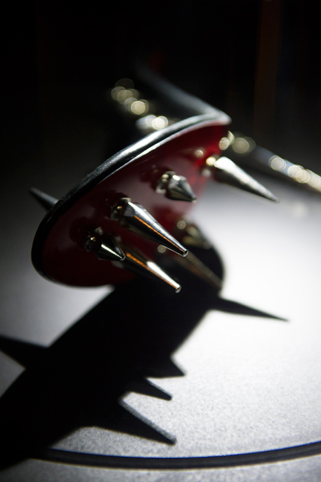 Scarpe con borchie e spike Christian Louboutin