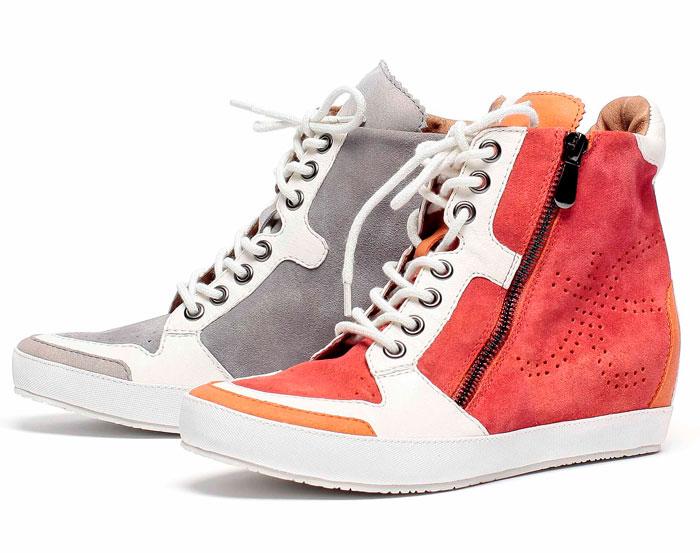 Sneaker colorate Logan Crossing prmavera estate 2013