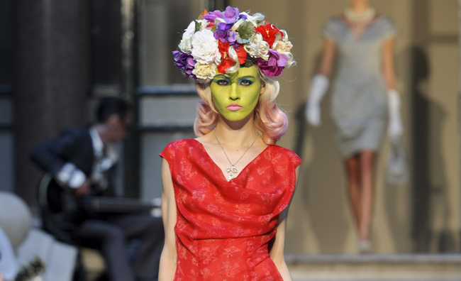 Vivienne Westwood paladina dell'ambiente
