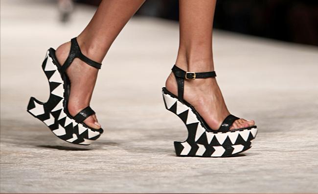 Tutte le scarpe di Milano Moda