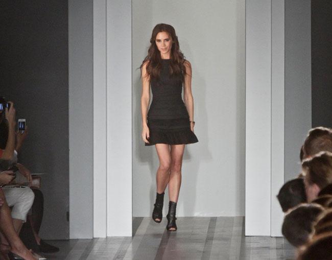Victoria Beckahm si ispira alla lingerie