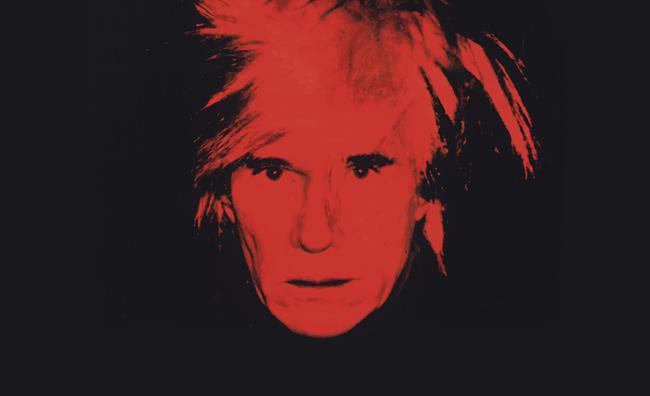 Andy Warhol Autoritratto