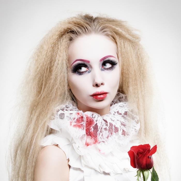 Make-up a tinte horror