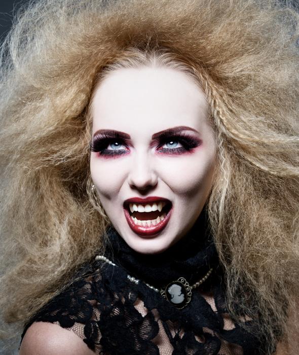 Trucco da vampiro