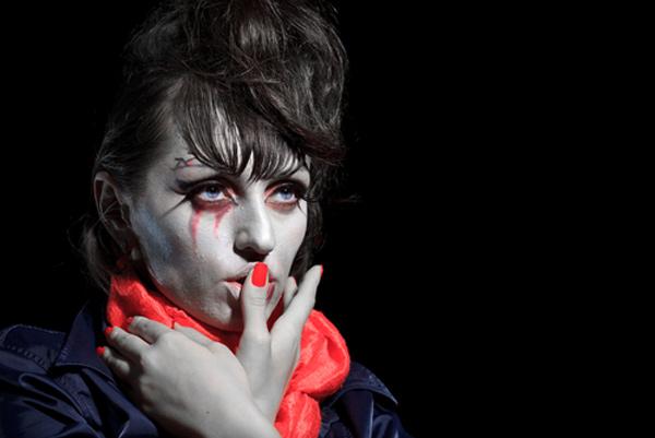 Make-up a tinte horror - www stile it