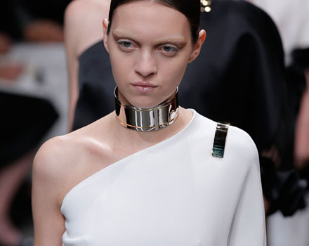 Givenchy - abito monospalla