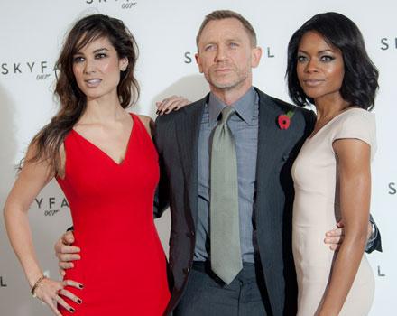 Bond Girl - Naomi Harris e Berenice Marlohe