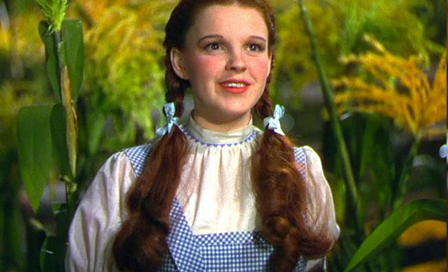All'asta il vestito di Dorothy