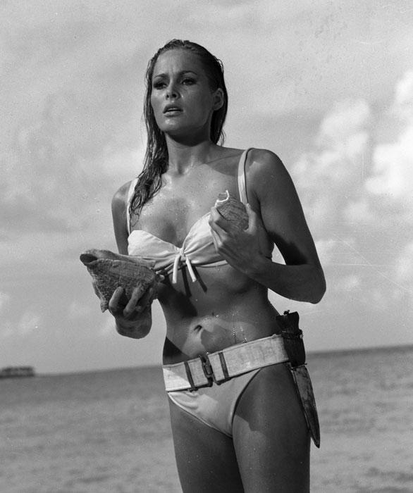 Bond Girl - Ursula Andress