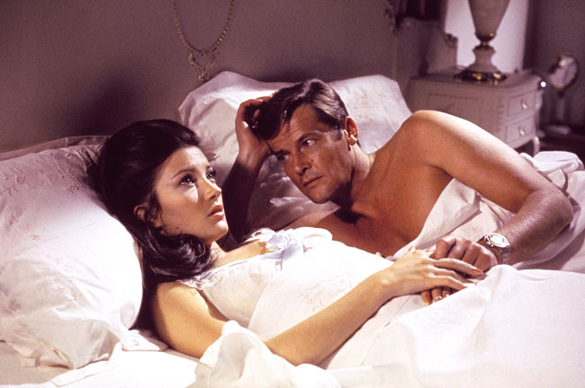 Bond Girl - Jane Seymour
