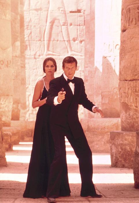 Bond Girl - Barbara Bach