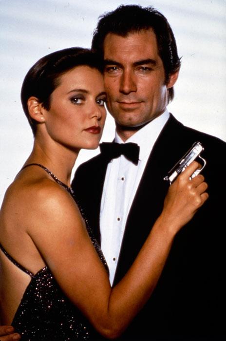 Bond Girl - Carey Lowell