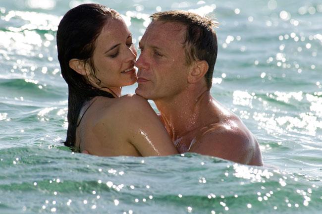 Bond Girl - Eva Green