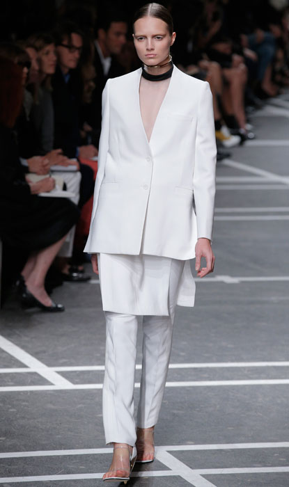 Givenchy - completo bianco