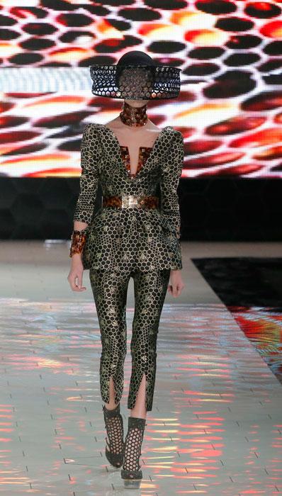 Alexander McQueen - Completo con pantalone