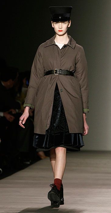 Look militare Marc by Marc Jacobs