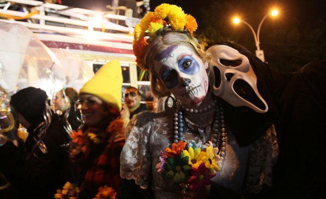 Le grandi parate di Halloween