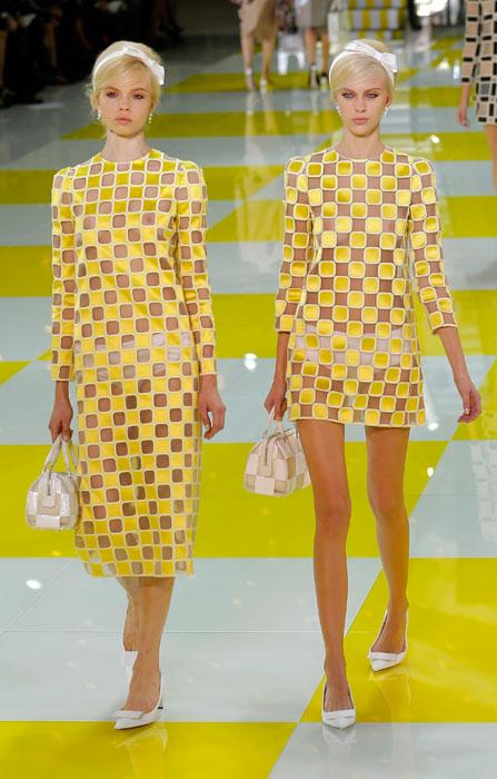 La moda è una partita a dama: Louis Vuitton
