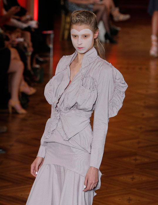 Vivienne Westwood - abito lilla