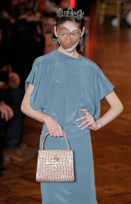 Vivienne Westwood - abito indaco