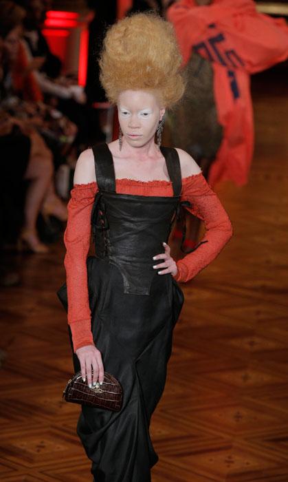 Vivienne Westwood - salopette nera