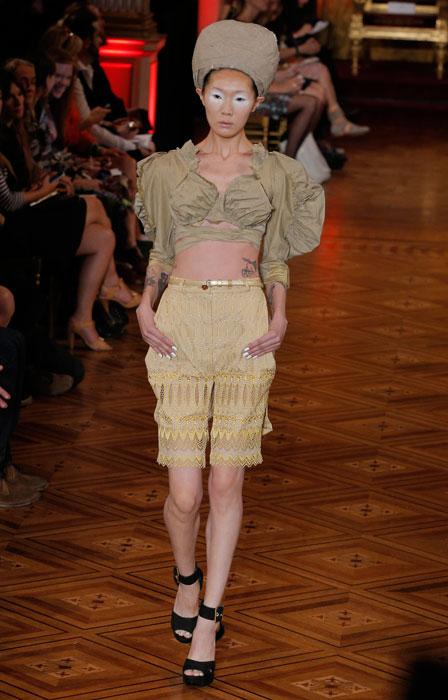 Vivienne Westwood - pantalone giallo