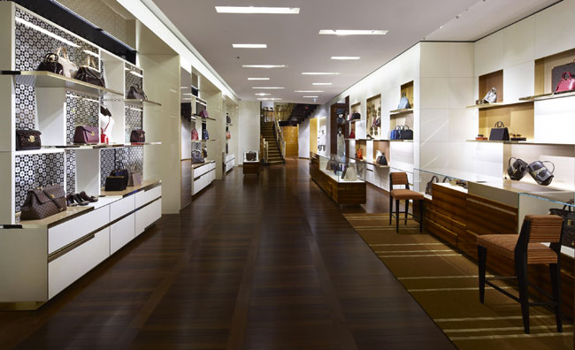 Louis Vuitton inaugura nuovo global store