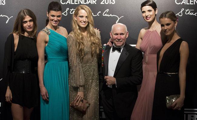 Belle e impegnate: il calendario Pirelli 2013