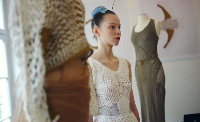 Tricot Couture in mostra