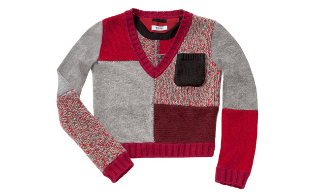 Moschino Recycled knits