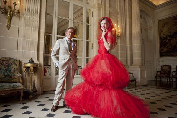 Mostra Valentino Londra Somerset House