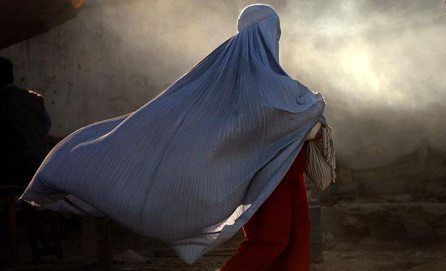 Donna afghana
