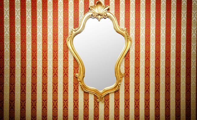 Specchio specchio delle mie brame - Specchio che si rompe da solo ...