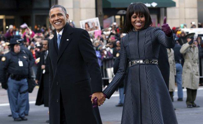 Michelle Obama sceglie Thom Browne