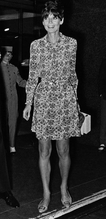 Audrey Hepburn stile