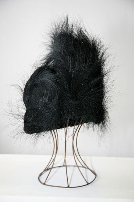 Cappello strutturato con pelo Altalen