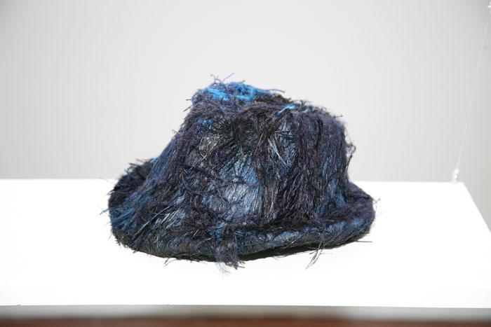 Cappello borsalino con applicazioni Altalen