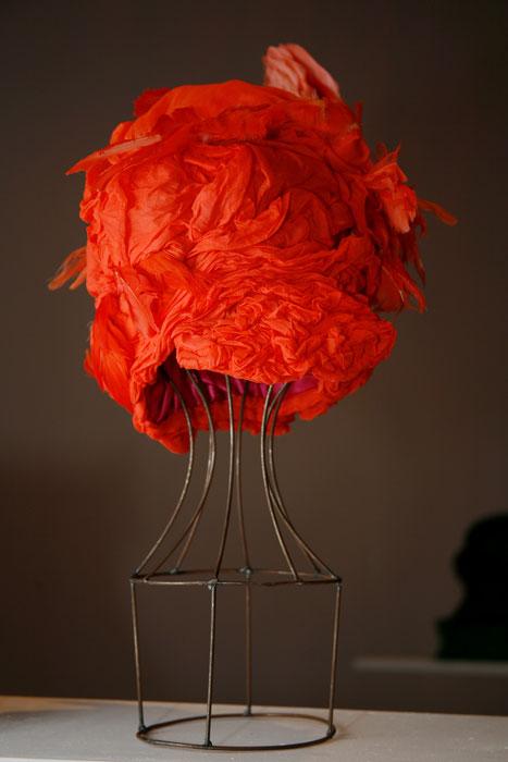 Cappello arancione Altalen