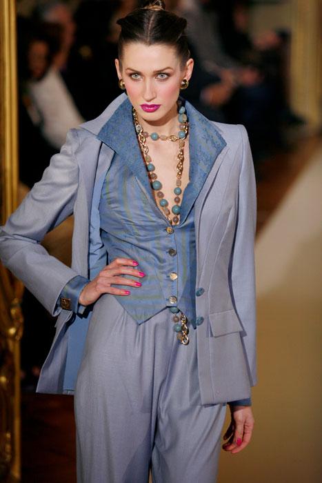 Tailleur giacca pantalone Raffaella Curiel