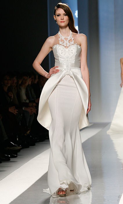 Fausto Sarli PE 2013 alta moda