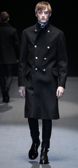Cappotto doppiopetto Gucci